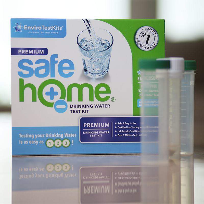 Home or Small Business Drinking Water Test Kits